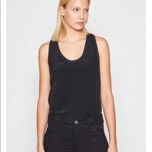 Joie Alicia Tank in Black NWT